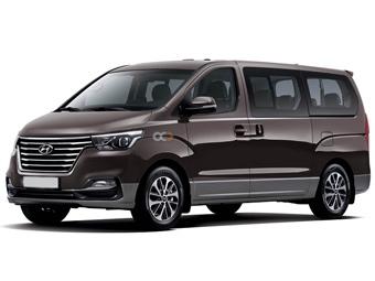 Hyundai H1 Price in Dubai - Van Hire Dubai - Hyundai Rentals
