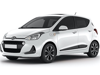 Hire Hyundai i10 - Rent Hyundai Dubai - Compact Car Rental Dubai Price
