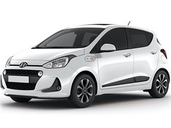 Hire Hyundai i10 - Rent Hyundai Ajman - Compact Car Rental Ajman Price