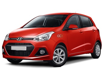 Hyundai i10 Price in Sharjah - Compact Hire Sharjah - Hyundai Rentals