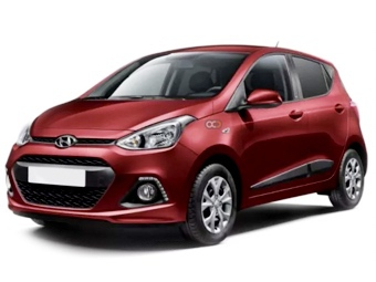 Hire Hyundai i10 - Rent Hyundai Casablanca - Compact Car Rental Casablanca Price
