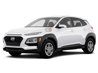 Hire Hyundai Kona - Rent Hyundai Dubai - Cross Over Car Rental Dubai Price