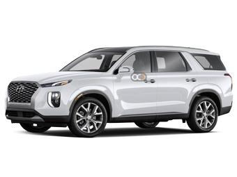 Hyundai palisade Price in Dubai - SUV Hire Dubai - Hyundai Rentals