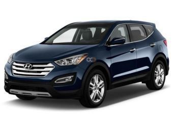 Rent a car Dubai Hyundai Santa Fe