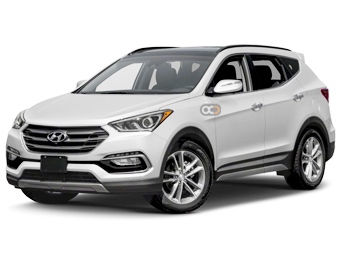 Hire Hyundai Santa Fe - Rent Hyundai Dubai - SUV Car Rental Dubai Price