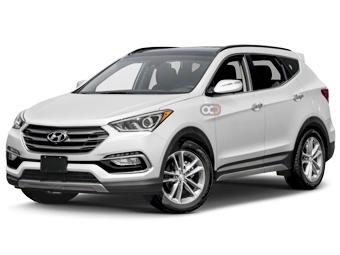 Hire Hyundai Santa Fe - Rent Hyundai Muscat - SUV Car Rental Muscat Price