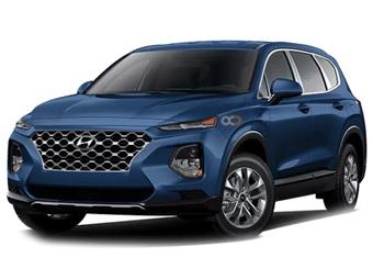 Hire Hyundai Santa Fe - Rent Hyundai Abu Dhabi - SUV Car Rental Abu Dhabi Price