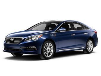 Rent a car Dubai Hyundai Sonata