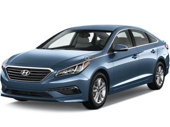 Hire Hyundai Sonata - Rent Hyundai Dubai - Sedan Car Rental Dubai Price