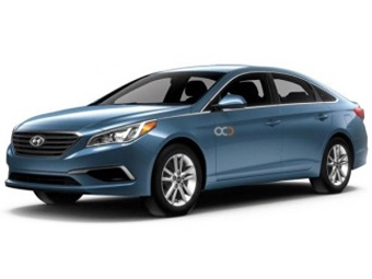 Hire Hyundai Sonata - Rent Hyundai Dubai - Sedan Car Rental Dubai Price