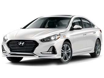 Hire Hyundai Sonata - Rent Hyundai Sharjah - Sedan Car Rental Sharjah Price