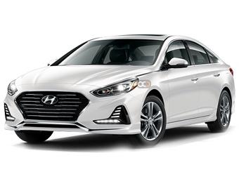 Hyundai Sonata Price in Dubai - Sedan Hire Dubai - Hyundai Rentals