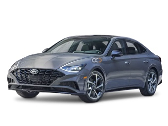 Hire Hyundai Sonata - Rent Hyundai Abu Dhabi - Sedan Car Rental Abu Dhabi Price