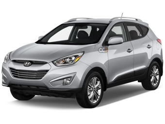 Hire Hyundai Tucson - Rent Hyundai Baku - Crossover Car Rental Baku Price