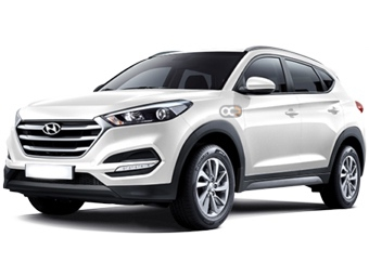Hyundai Tucson Price in Dubai - Cross Over Hire Dubai - Hyundai Rentals