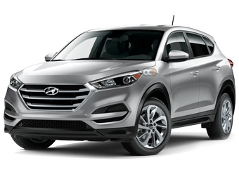 Hire Hyundai Tucson - Rent Hyundai Sharjah - Cross Over Car Rental Sharjah Price