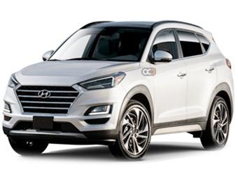 Hire Hyundai Tucson - Rent Hyundai Riyadh - Crossover Car Rental Riyadh Price