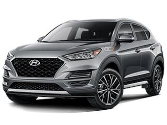 Hyundai Tucson Price in Riyadh - Crossover Hire Riyadh - Hyundai Rentals