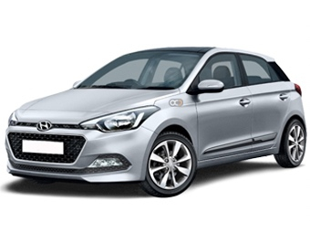 Hire Hyundai i20 - Rent Hyundai Antalya - Compact Car Rental Antalya Price