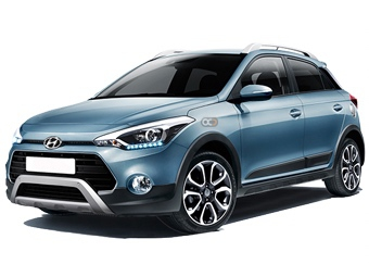 Hire Hyundai i20 - Rent Hyundai Antalya - Compact Car Rental Antalya Price