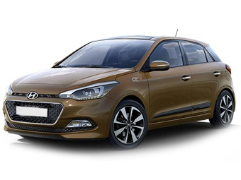 Hyundai i20 Price in Antalya - Compact Hire Antalya - Hyundai Rentals