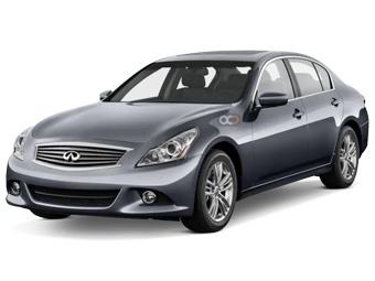 Infiniti G37 Price in Dubai - Sedan Hire Dubai - Infiniti Rentals