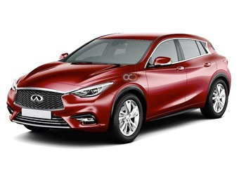 Hire Infiniti Q30 - Rent Infiniti Dubai - Cross Over Car Rental Dubai Price