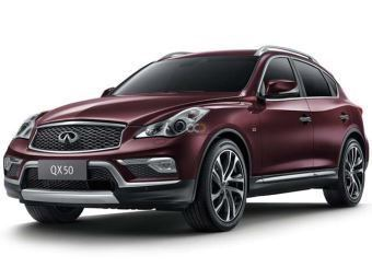 Hire Infiniti QX50 - Rent Infiniti Dubai - SUV Car Rental Dubai Price