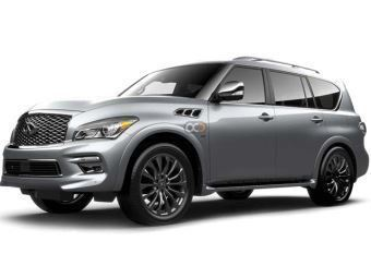 Hire Infiniti QX80 - Rent Infiniti Dubai - SUV Car Rental Dubai Price