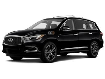 Hire Infiniti QX60 - Rent Infiniti Dubai - SUV Car Rental Dubai Price