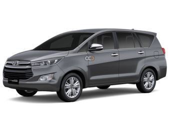 Rent a car Dubai Toyota Innova