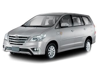 Toyota Innova Price in Dubai - Van Hire Dubai - Toyota Rentals