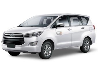 Hire Toyota Innova - Rent Toyota Dubai - Van Car Rental Dubai Price