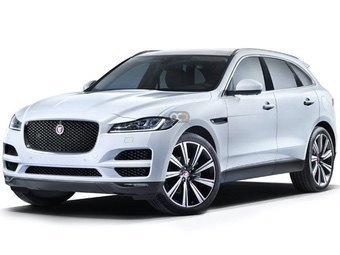 Hire Jaguar F Pace First Edition - Rent Jaguar Dubai - SUV Car Rental Dubai Price