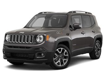 Jeep Renegade Price in Marrakesh - SUV Hire Marrakesh - Jeep Rentals