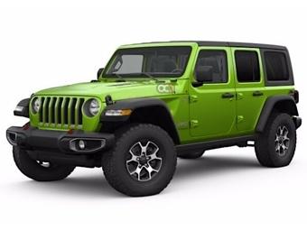 Jeep Wrangler Unlimited Jeepers Special Edition Price in Dubai - SUV Hire Dubai - Jeep Rentals