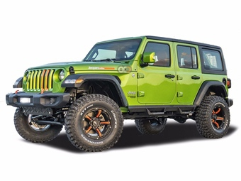 Jeep Wrangler Jeepers Special Edition Price in Dubai - SUV Hire Dubai - Jeep Rentals