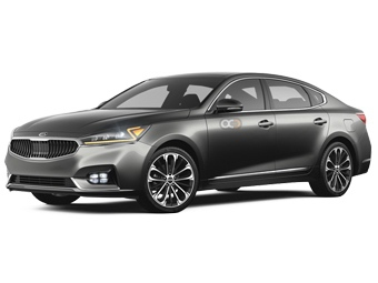 Hire Kia Cadenza - Rent Kia Dubai - Sedan Car Rental Dubai Price