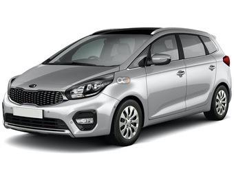 Hire Kia Carens - Rent Kia Dubai - Van Car Rental Dubai Price