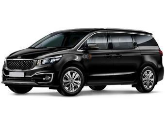 Rent a car Dubai Kia Carnival