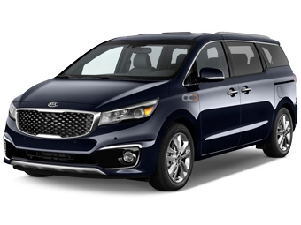 Hire Kia Carnival - Rent Kia Dubai - Van Car Rental Dubai Price