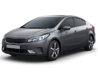 Kia Cerato Price in Sharjah - Sedan Hire Sharjah - Kia Rentals
