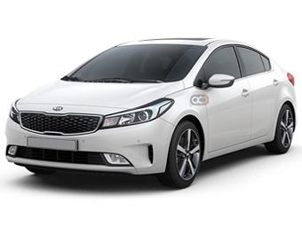 Hire Kia Cerato - Rent Kia Sharjah - Sedan Car Rental Sharjah Price