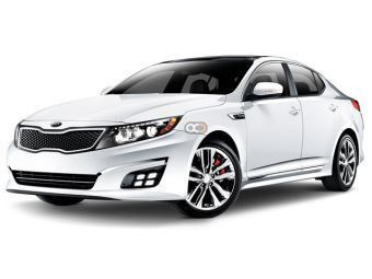 Rent a car Dubai Kia Optima