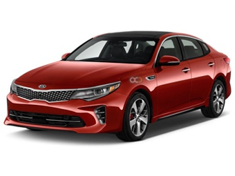 Hire Kia Optima - Rent Kia Dubai - Sedan Car Rental Dubai Price