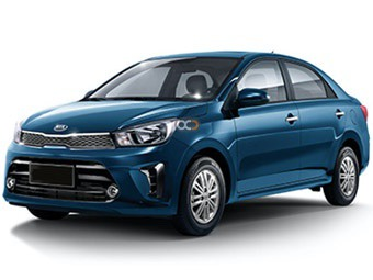 Kia Pegas Price in Sharjah - Sedan Hire Sharjah - Kia Rentals