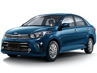Hire Kia Pegas - Rent Kia Dubai - Sedan Car Rental Dubai Price