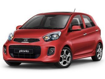 Rent a car Dubai Kia Picanto
