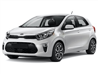 Hire Kia Picanto - Rent Kia Sharjah - Compact Car Rental Sharjah Price