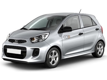 Kia Picanto Price in Sharjah - Compact Hire Sharjah - Kia Rentals